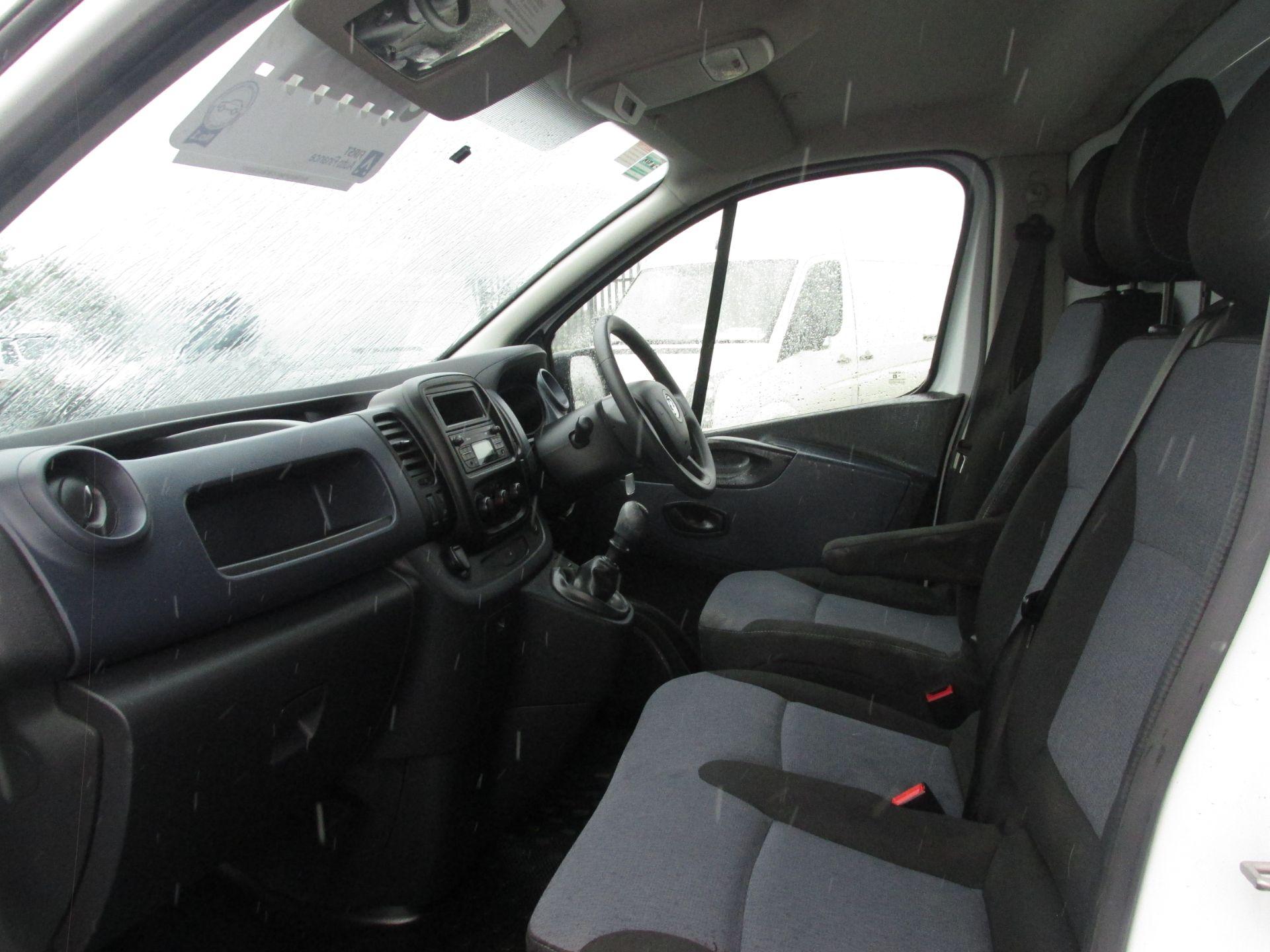 2015 Vauxhall Vivaro 2900 L2H1 CDTI P/V (152D24003) Image 10