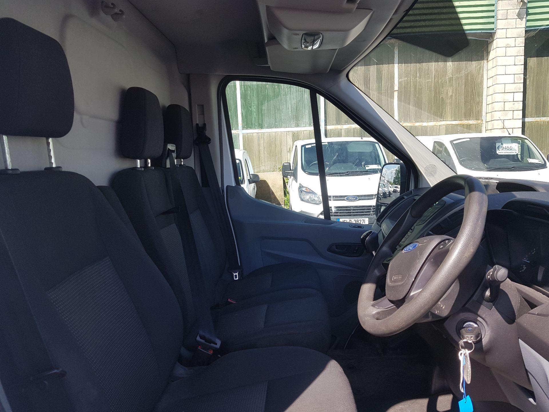 2015 Ford Transit 350 H/R P/V (152D24125) Image 12