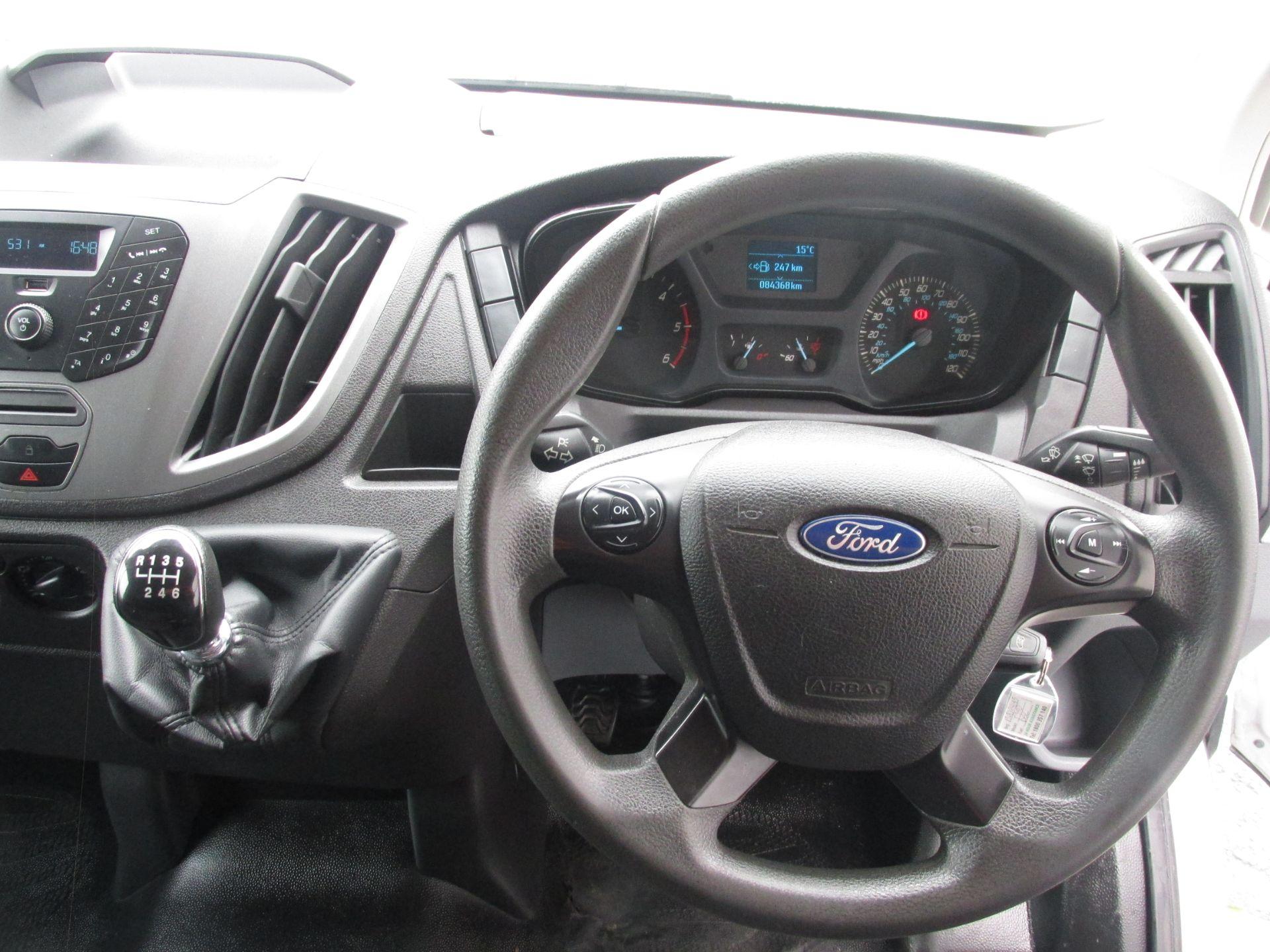2015 Ford Transit 350 H/R P/V (152D24145) Image 12
