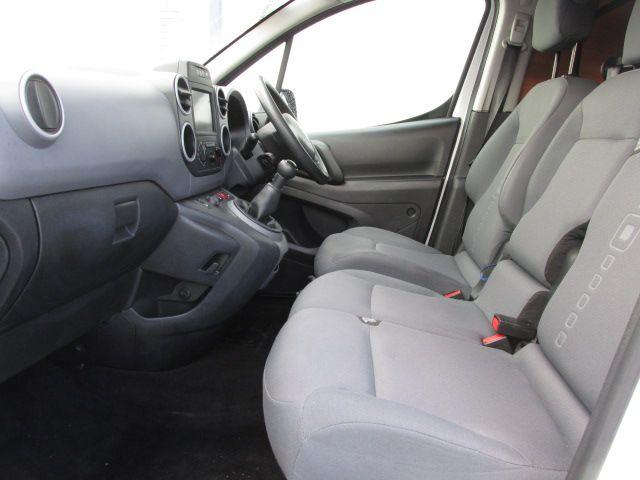 2015 Citroen Berlingo Enterprise 3 Seats (152D26352) Image 9