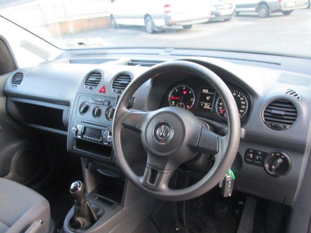 2015 Volkswagen Caddy C20 TDI STARTLINE (152D27491) Image 11