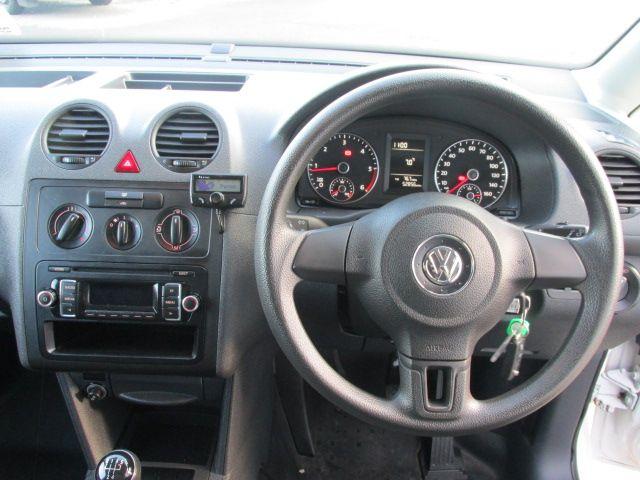 2015 Volkswagen Caddy C20 TDI STARTLINE (152D27491) Image 12