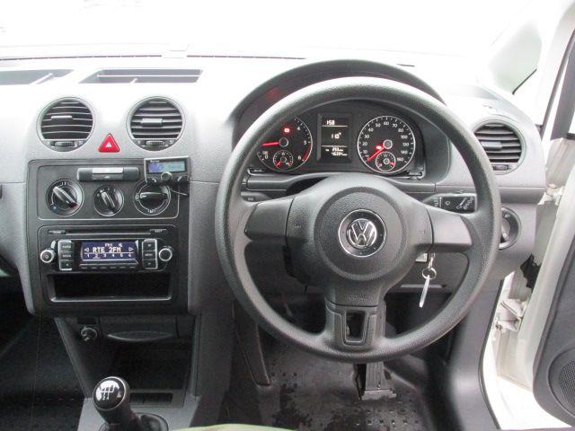 2015 Volkswagen Caddy C20 TDI STARTLINE (152D27496) Image 11