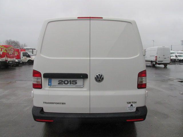 2015 Volkswagen Transporter T28 TDI P/V STARTLINE (152D27583) Image 5