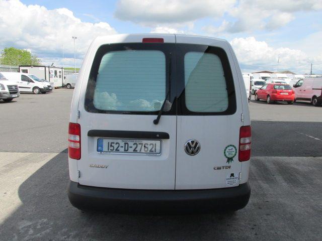 2015 Volkswagen Caddy C20 TDI STARTLINE (152D27621) Image 5