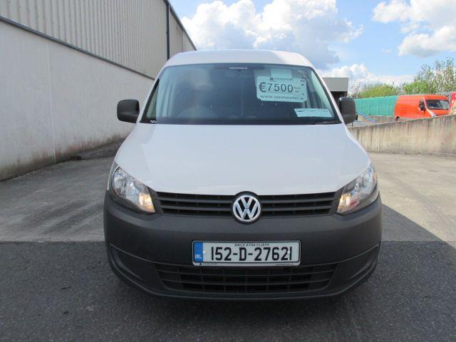 2015 Volkswagen Caddy C20 TDI STARTLINE (152D27621) Image 2