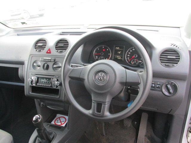 2015 Volkswagen Caddy C20 TDI STARTLINE (152D27621) Image 11