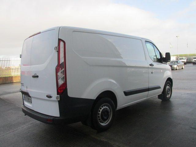 2015 Ford Transit Custom 290 LR P/V (152D29933) Image 4