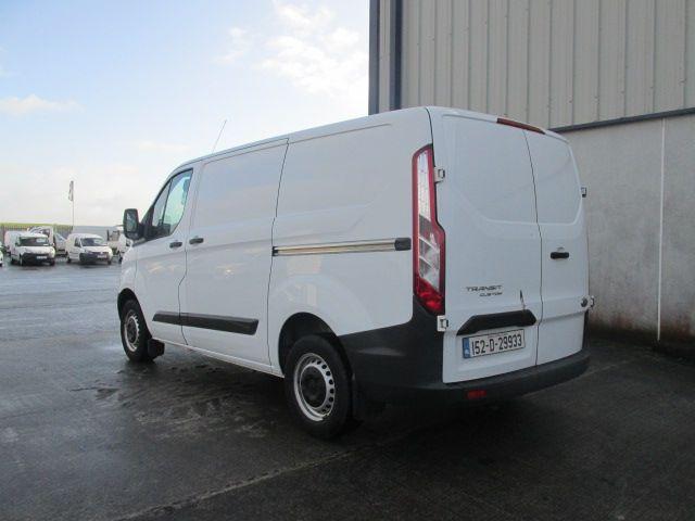 2015 Ford Transit Custom 290 LR P/V (152D29933) Image 5