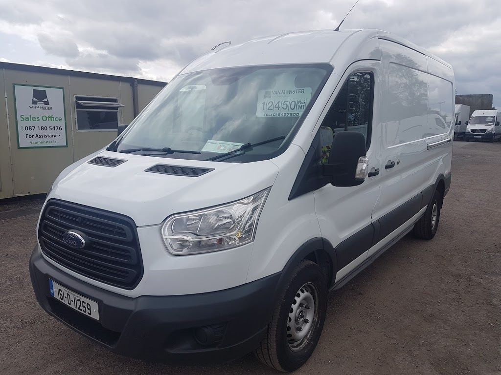 2016 Ford Transit V363 350 LWB Base 100PS FWD 3DR (161D11259) Image 16