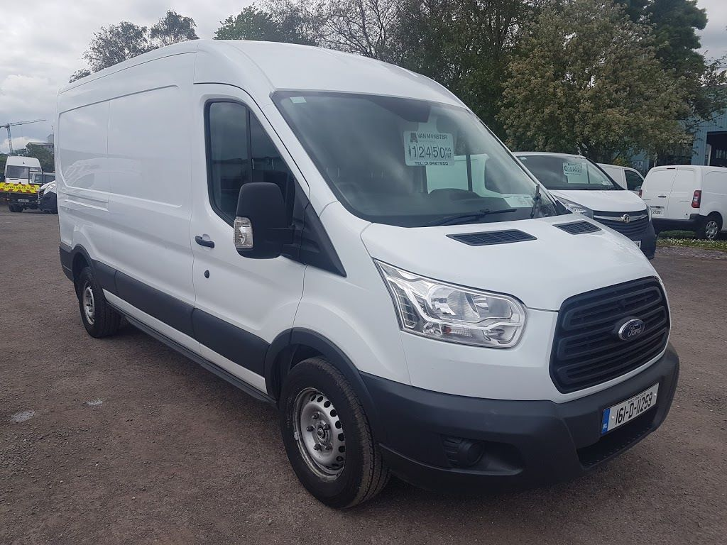2016 Ford Transit V363 350 LWB Base 100PS FWD 3DR (161D11259)