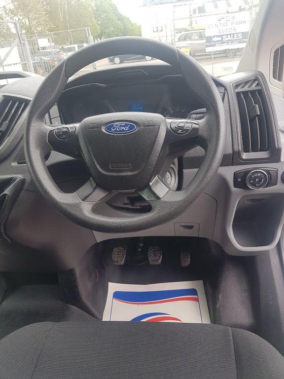 2016 Ford Transit V363 350 LWB Base 100PS FWD 3DR (161D11259) Image 6