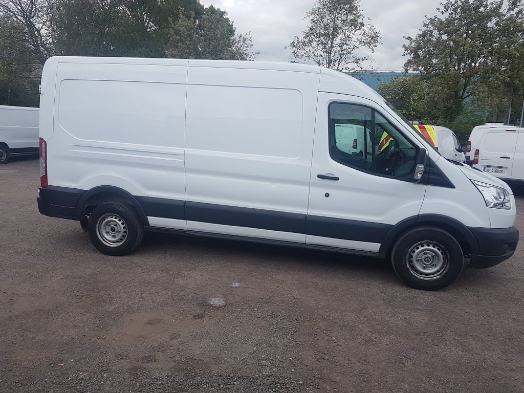 2016 Ford Transit V363 350 LWB Base 100PS FWD 3DR (161D11259) Image 8