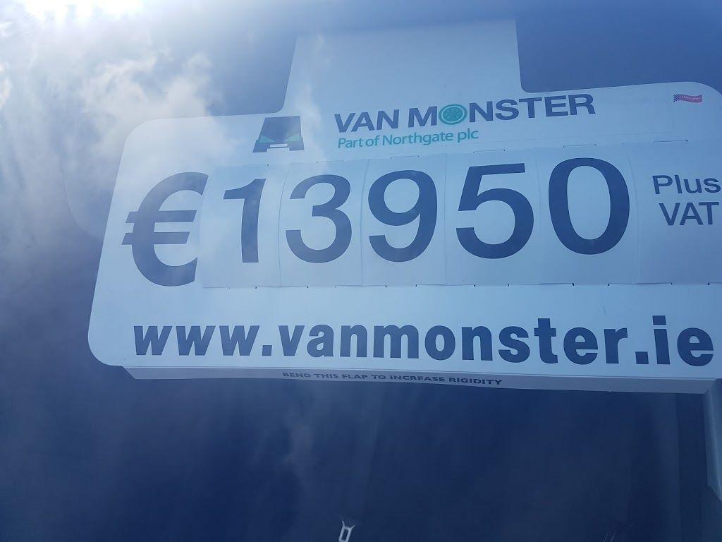 2016 Mercedes-Benz Sprinter 313/36 CDI VAN 5DR (161D11394) Image 3