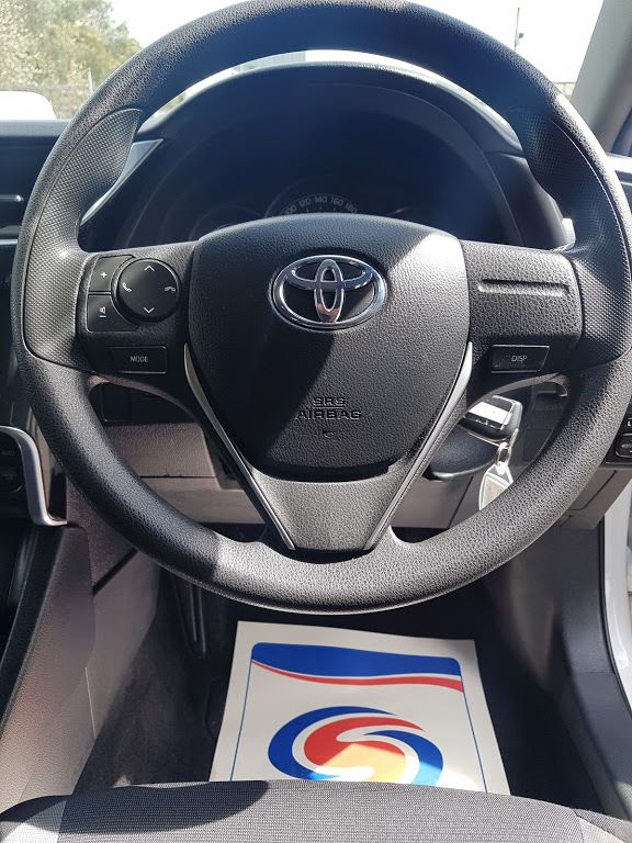 2016 Toyota Auris 1.4d-4d Terra 4DR (161D15108) Image 5