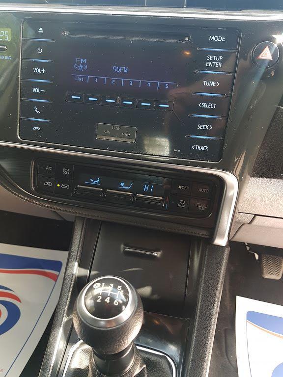 2016 Toyota Auris 1.4d-4d Terra 4DR (161D15108) Image 4