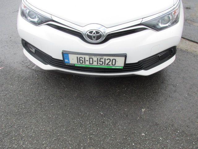 2016 Toyota Auris 1.4d-4d Terra 4DR (161D15120)