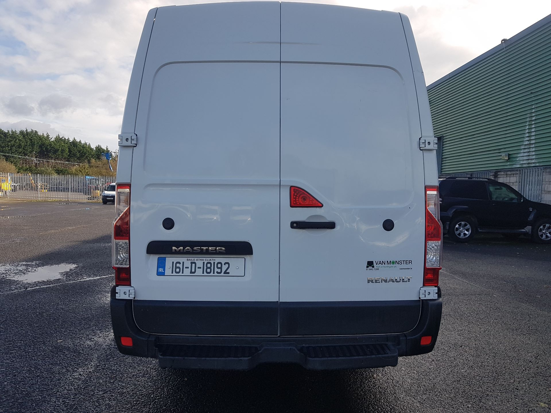 2016 Renault Master III RWD LML35 DCI 135 Energy Busin (161D18192) Image 5