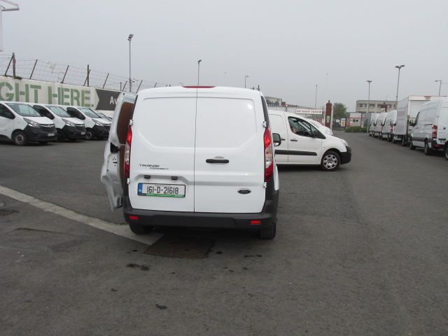 2016 Ford Transit Connect SWB Base 75PS 1.6 TDCI (161D21618) Image 4