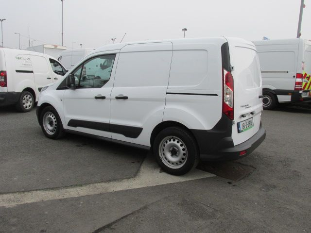 2016 Ford Transit Connect SWB Base 75PS 1.6 TDCI (161D21618) Image 5
