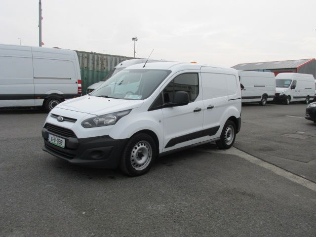 2016 Ford Transit Connect SWB Base 75PS 1.6 TDCI (161D21618) Image 7