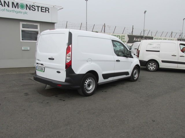 2016 Ford Transit Connect SWB Base 75PS 1.6 TDCI (161D21618) Image 3