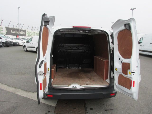 2016 Ford Transit Connect SWB Base 75PS 1.6 TDCI (161D21618) Image 12