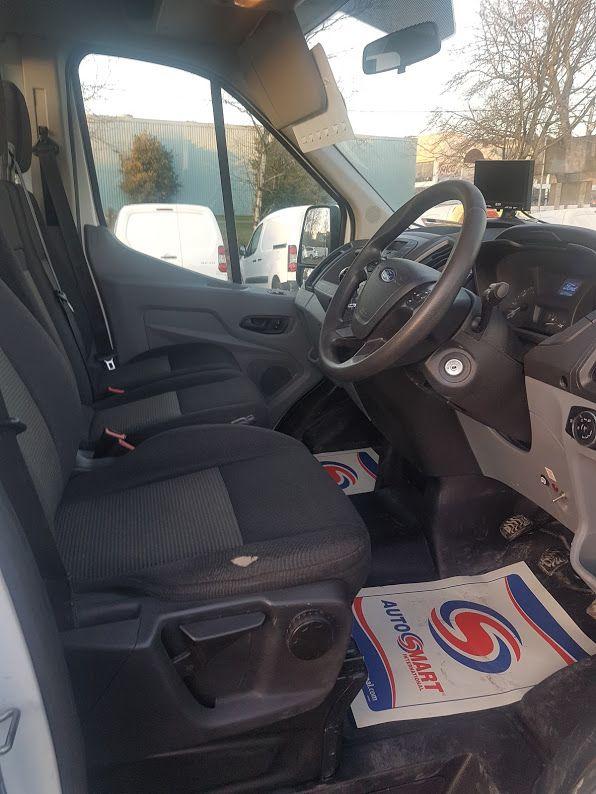 2016 Ford Transit 350 C/C DRW (161D22753) Image 8