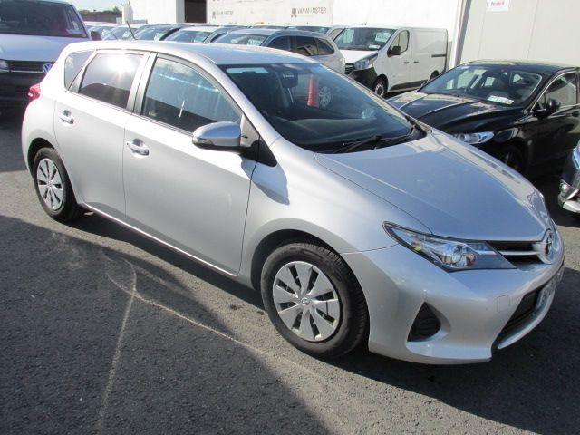 2016 Toyota Auris 1.4d-4d Terra 4DR (161D22815)