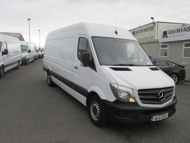 2016 Mercedes-Benz Sprinter 313/43 CDI 5DR (161D27671)