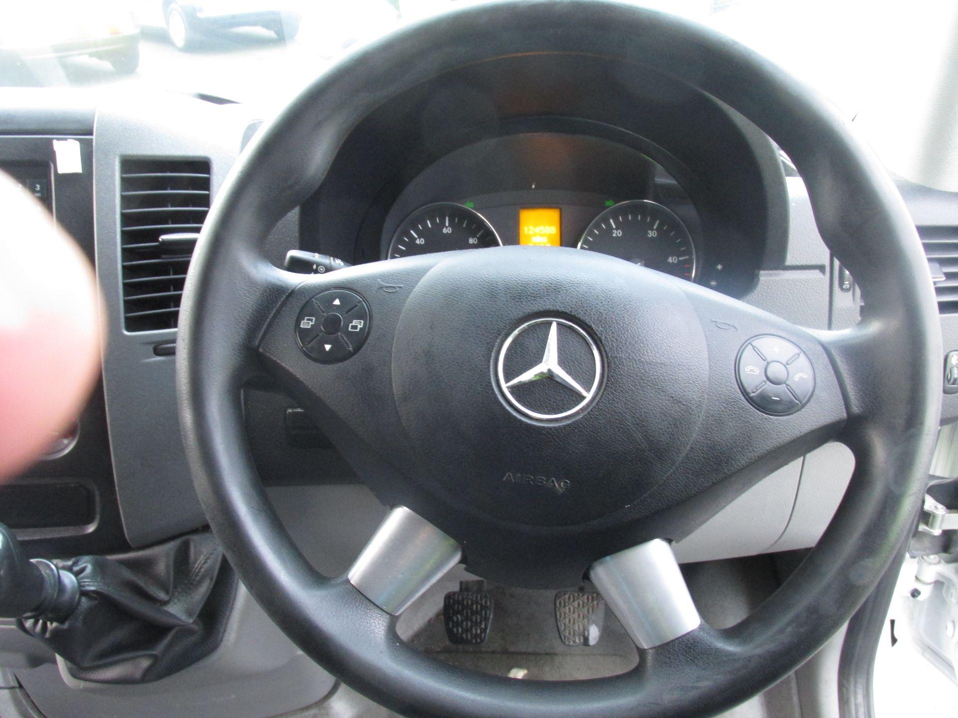 2016 Mercedes-Benz Sprinter 313/43 CDI 5DR - LWB - H/ROOF - SPRINTER - (161D27673) Image 11