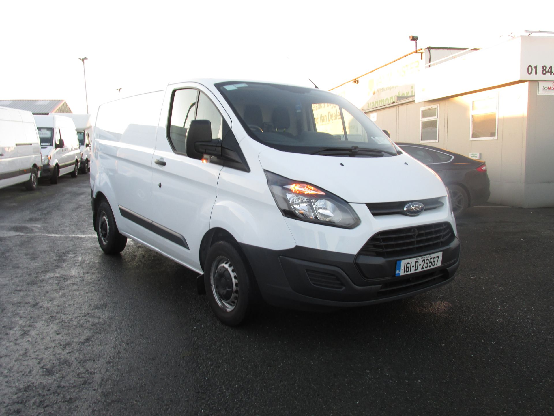 2016 Ford Transit Custom 290 LR P/V   -  OVER  100  VANS ON VIEW  IN  VAN MONSTER     SANTRY   - (161D29567)