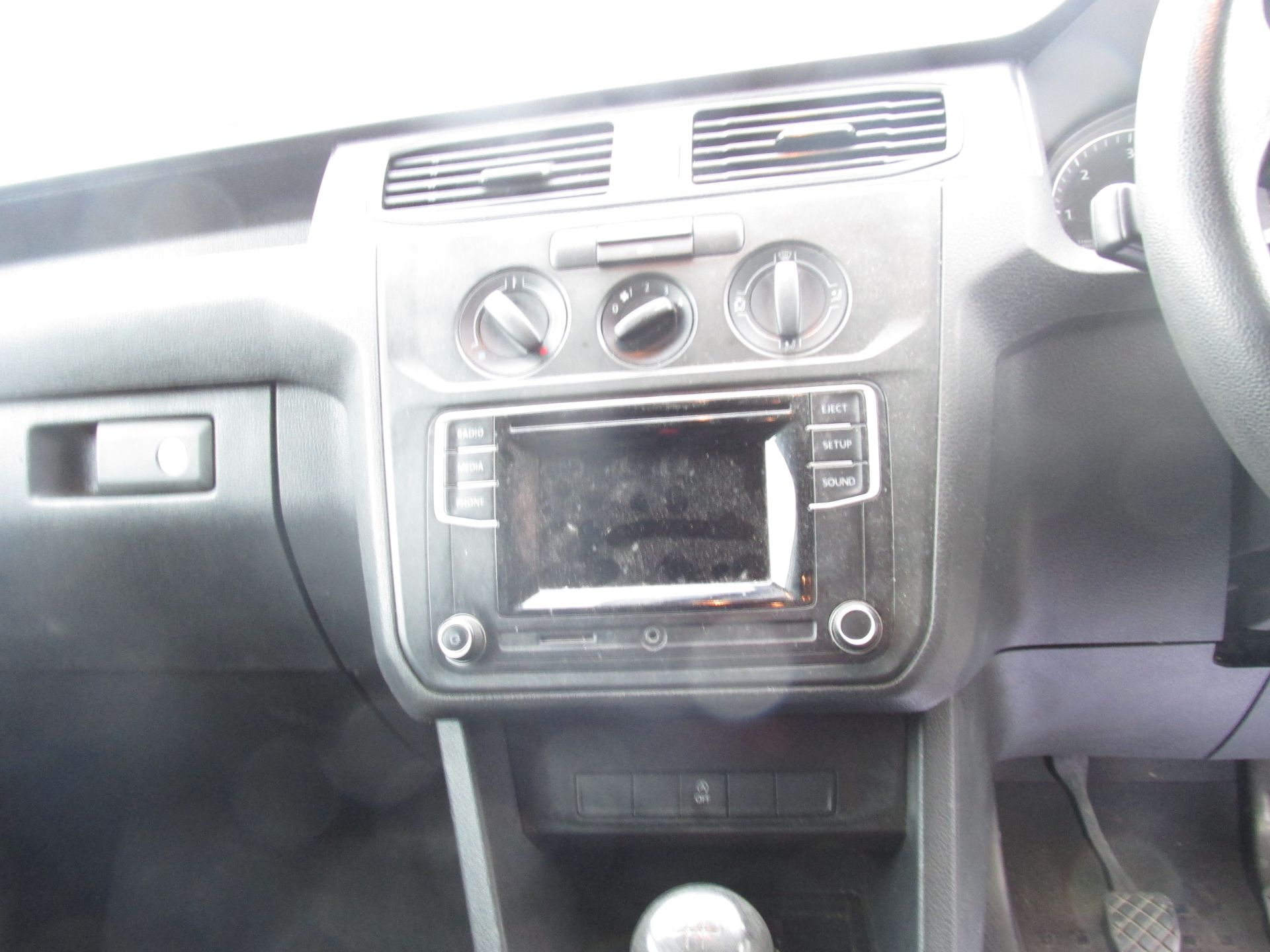 2016 Volkswagen Caddy C20 TDI STARTLINE (161D29836) Image 13