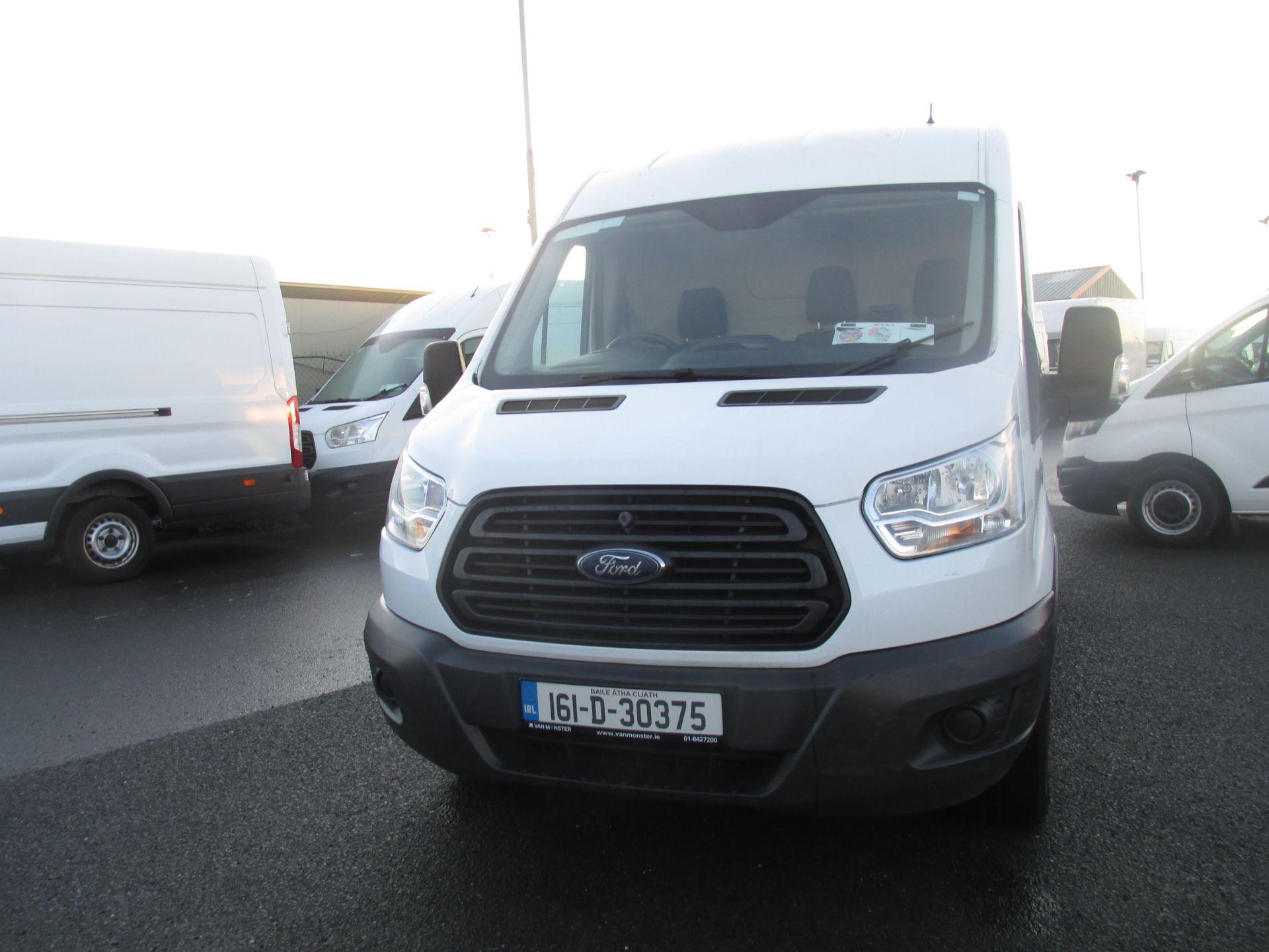 2016 Ford Transit V363 350 LWB Base 125PS RWD 3DR (161D30375) Image 7
