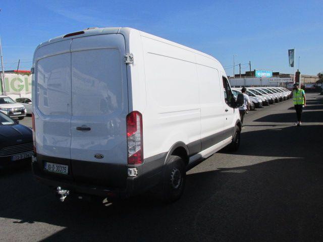 2016 Ford Transit V363 350 LWB Base 125PS RWD 3DR (161D30375) Image 5