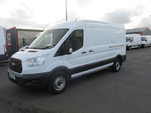 2016 Ford Transit V363 350 LWB Base 125PS RWD 3DR - OVER 150 VANS TO VIEW IN VM SANTRY -  (161D30377) Thumbnail 2