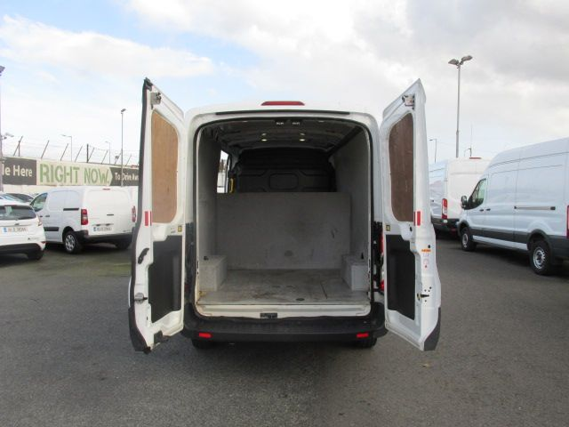 2016 Ford Transit V363 350 LWB Base 125PS RWD 3DR - OVER 150 VANS TO VIEW IN VM SANTRY -  (161D30377) Thumbnail 8