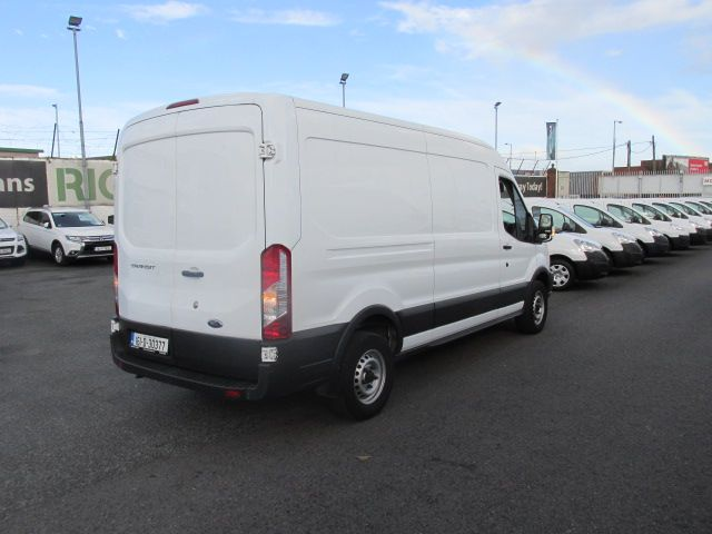 2016 Ford Transit V363 350 LWB Base 125PS RWD 3DR - OVER 150 VANS TO VIEW IN VM SANTRY -  (161D30377) Thumbnail 6