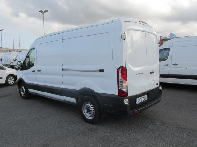2016 Ford Transit V363 350 LWB Base 125PS RWD 3DR - OVER 150 VANS TO VIEW IN VM SANTRY -  (161D30377) Thumbnail 4