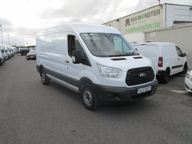 2016 Ford Transit V363 350 LWB Base 125PS RWD 3DR - OVER 150 VANS TO VIEW IN VM SANTRY -  (161D30377) Thumbnail 1