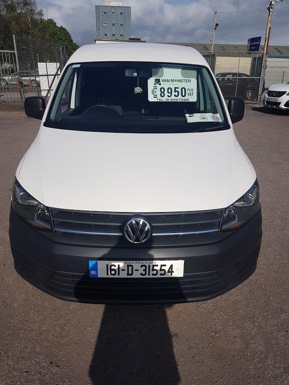 2016 Volkswagen Caddy C20 TDI STARTLINE (161D31554) Image 2