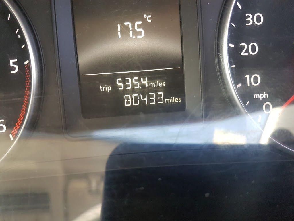 2016 Volkswagen Caddy C20 TDI STARTLINE (161D31554) Image 7