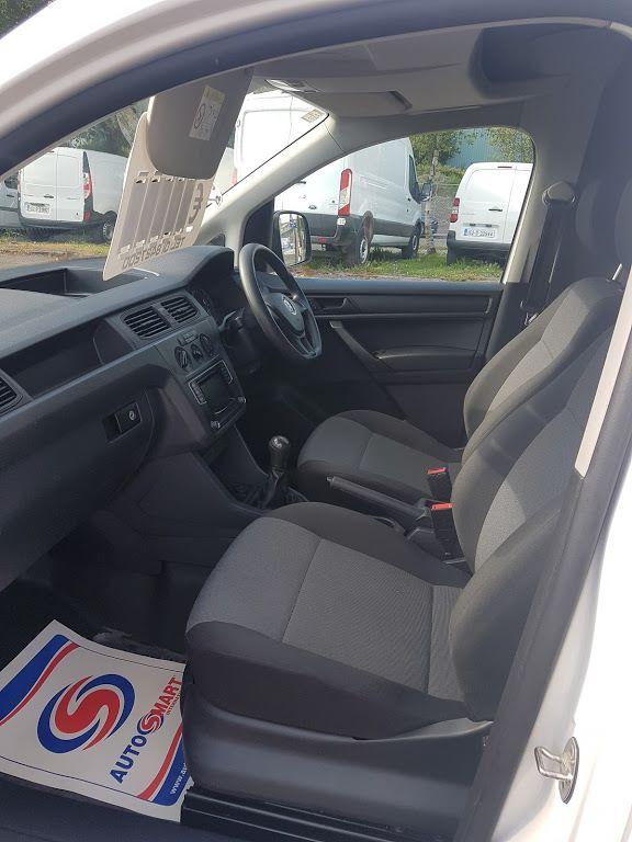 2016 Volkswagen Caddy C20 TDI STARTLINE (161D31554) Image 15