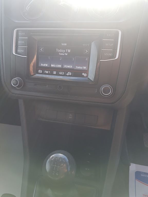 2016 Volkswagen Caddy C20 TDI STARTLINE (161D31554) Image 5