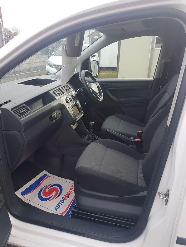 2016 Volkswagen Caddy C20 TDI STARTLINE (161D31557) Image 16