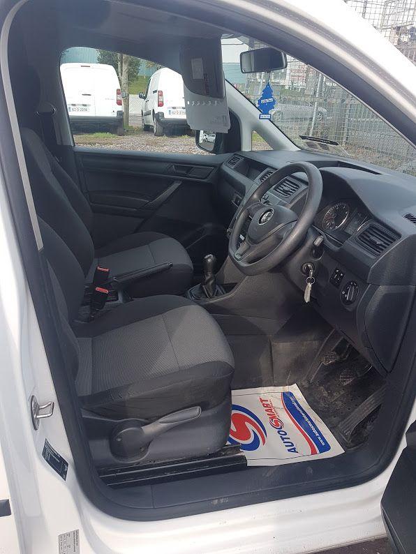 2016 Volkswagen Caddy C20 TDI STARTLINE (161D31557) Image 8