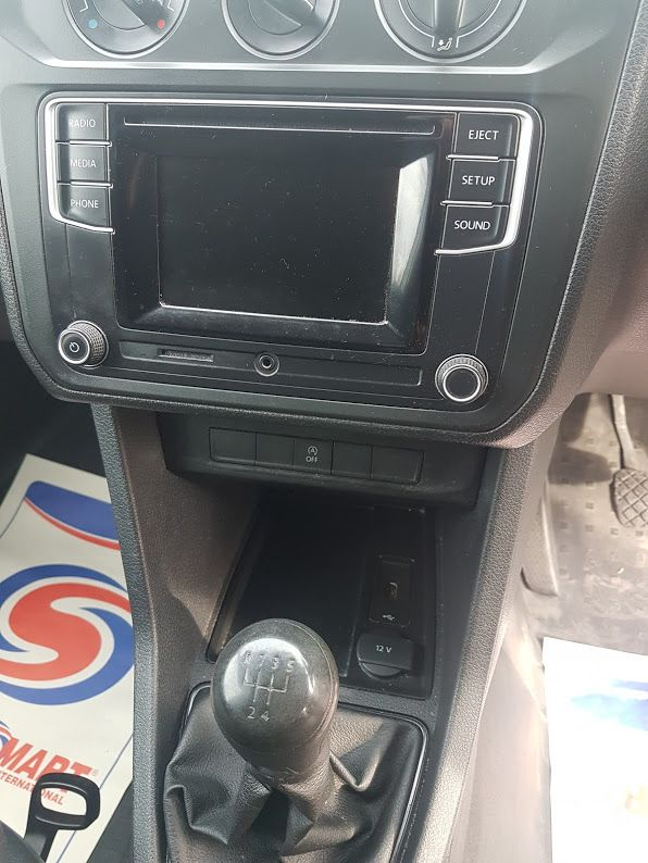 2016 Volkswagen Caddy C20 TDI STARTLINE (161D31557) Image 5