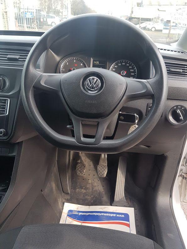 2016 Volkswagen Caddy C20 TDI STARTLINE (161D31557) Image 6
