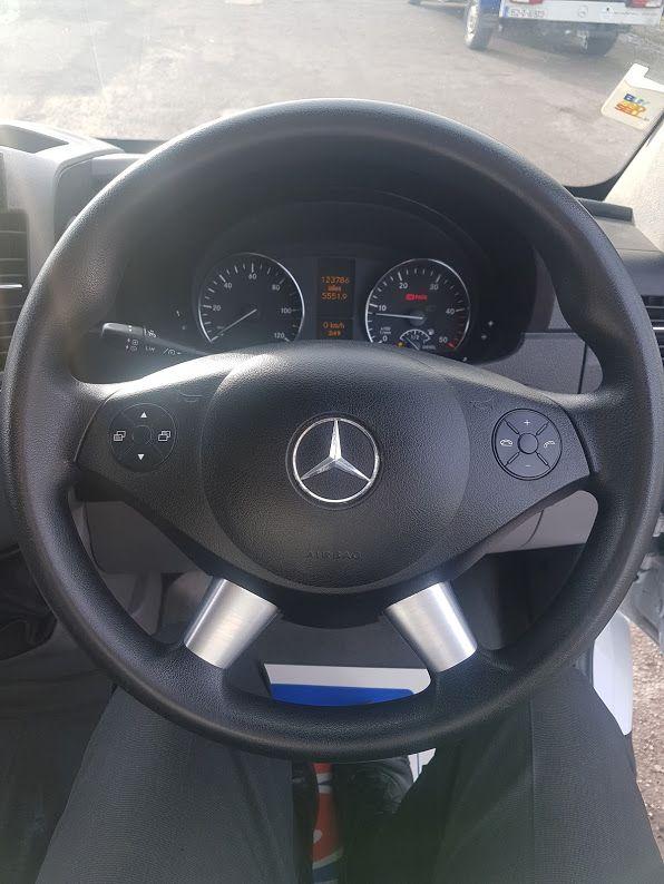 2016 Mercedes-Benz Sprinter 313 CDI LutonBox c/w Tail Lift. (161D31570) Image 7