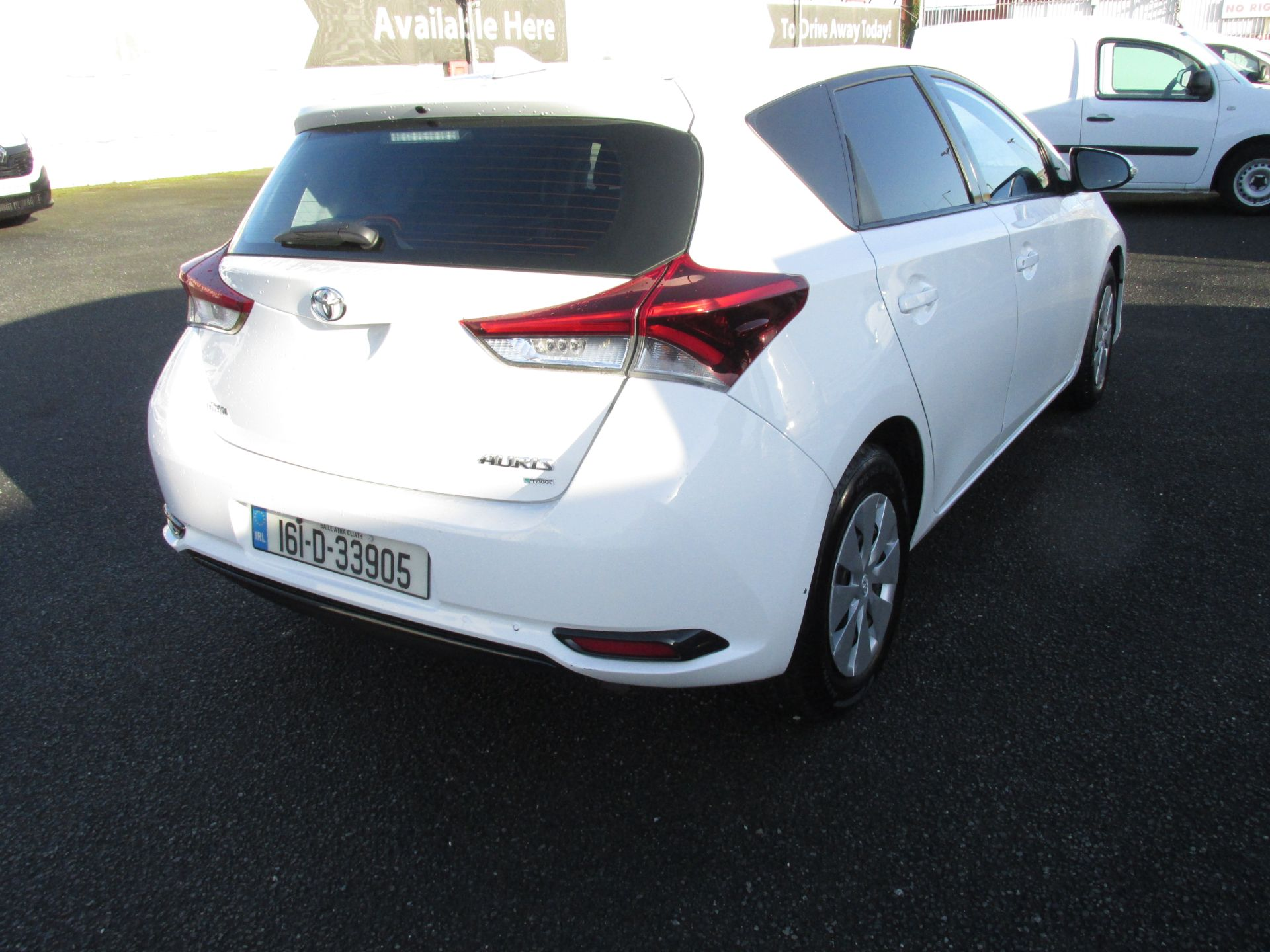 2016 Toyota Auris 1.4d-4d Terra 4DR click and collect call sales for more info (161D33905) Image 7